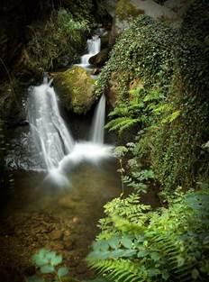 Cascade de Juzet