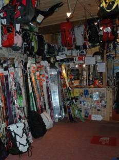 Location Ski Soaring