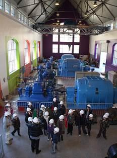 Visite Guidée Centrale Hydroélectrique du Lac d'Oô