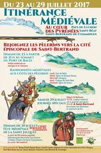 Itinérance Médiévale