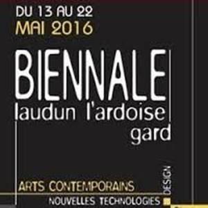 Biennale d'Arts Contemporains Laudun–L'Ardoise gard