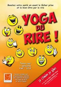 Yoga du rire
