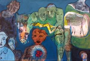 Peintures de Ludovic Isidore