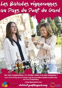 Balades Vigneronnes aux Vignobles David