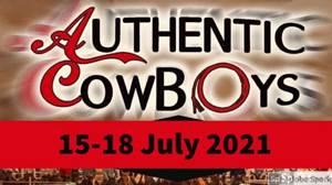 Authentic cowboys, journées du bétail à Randals bison