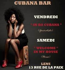 Lens - Commerce/Service - Cubana Bar