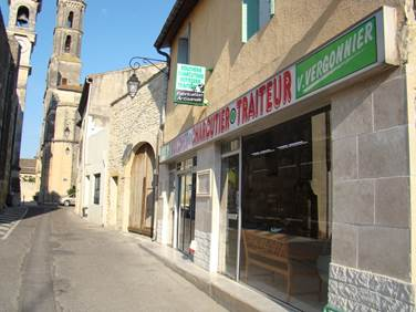 Boucherie Vergonnier