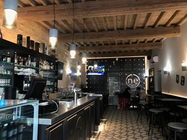 Le One Café salle