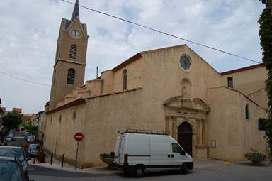 Eglise Leucate Village