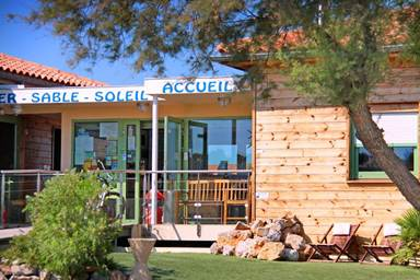Camping MER SABLE SOLEIL