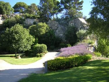 Jardin public Georges Pompidou