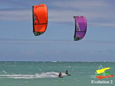 evolution 2 lacanau kite & wake center