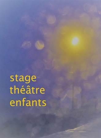 Stage de Théâtre Enfants