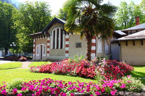 Maison du Curiste