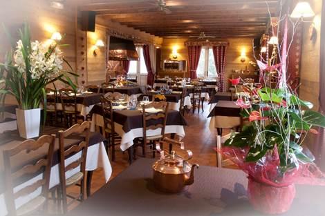 Le Sapin Fleuri restaurant