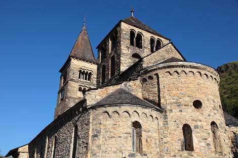 Eglise de Saint-Aventin