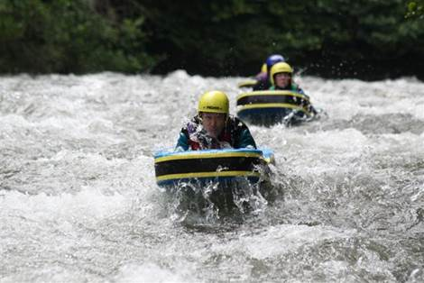 Hydrospeed Antignac Rafting