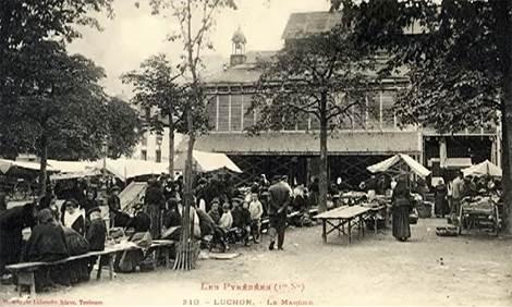 Archives Marché de Luchon