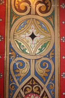 Eglise de Luchon Peinture