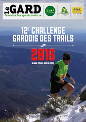 Challenge gardois des trails 2016