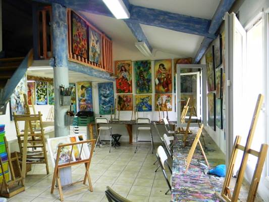 Atelier Nathalie Montel - Atelier