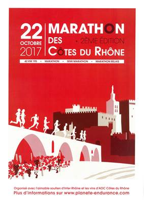 Marathon des Côtes du Rhône-2ème édition