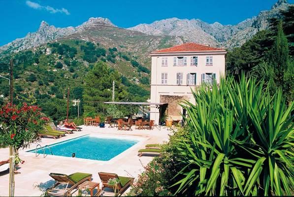 Hôtel Mare e Monti