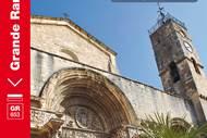 Sentier vers Saint Jacques de Compostelle