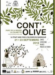 Cont'Olive - 1ère édition