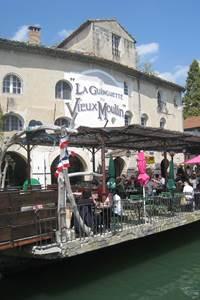 Restaurant La Guinguette du Vieux Moulin