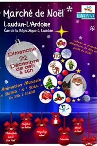 Marché de Noël de Laudun l'Ardoise