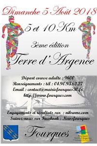 """Course pédestre """"Terre d'Argence"""""""