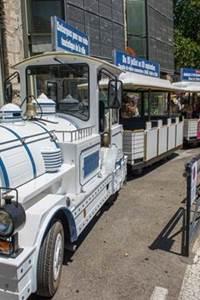 JEP 2019 - Petit train touristique d'Alès