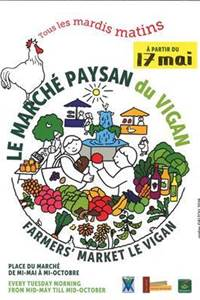 Marché Paysan : Julien  Tellier et Marcos