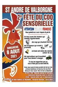 Fête du coq - St André