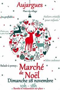 Marché de Noël Aujargues