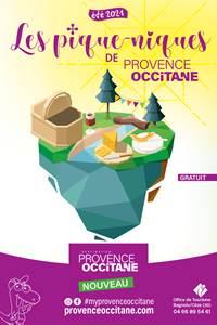 Les pique niques de Provence Occitane ... à St Victor la Coste