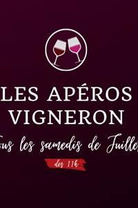 Les apéros vignerons du Château Signac