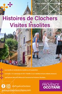 Histoire de Clochers au Camp de César
