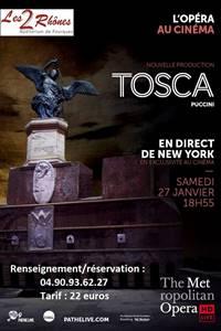 Tosca - Retransmission Metropolitan Opéra