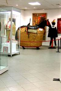 Le Musée des Cultures Taurines