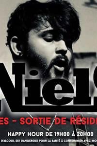 Niels (Blues) - Concert de sortie de résidence