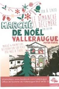 Marché de Noël à Valleraugue