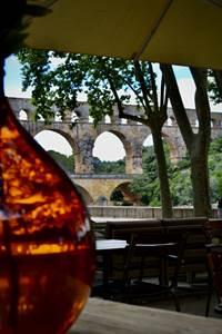 Restaurant Les Terrasses du Pont du Gard