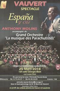 """Concert """"Espana y olé"""""""