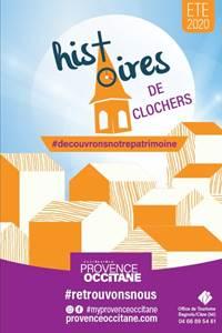 Histoire de Clochers à St Laurent de Carnols