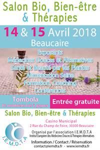 Salon Bio, bien être & thérapies