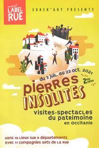 Visites guidées / spectacles - Pierres insolites