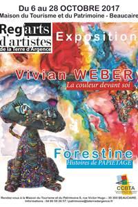 Exposition Vivian Weber - Forestine