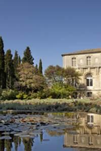 Découverte des jardins remarquables de l'Abbaye Saint-André